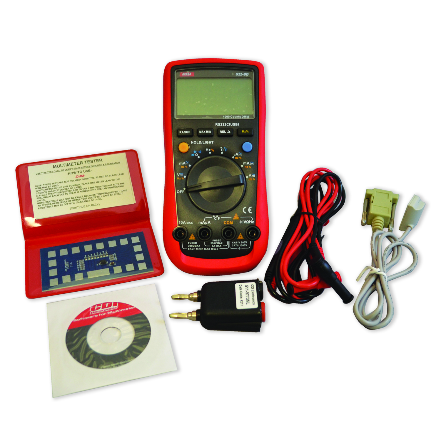 Tools Test Equipment Cdi Electronics Wiring Harness Testing Multimeters