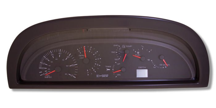 Cool Vdo Instrument Clusters Cdi Electronics Wiring Database Numdin4X4Andersnl