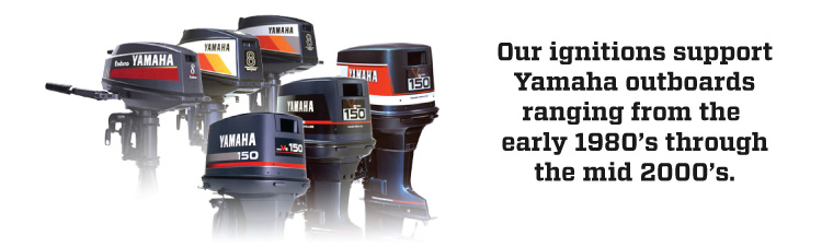 cdi offers the deepest coverage of ignition parts for yamaha outboards stators