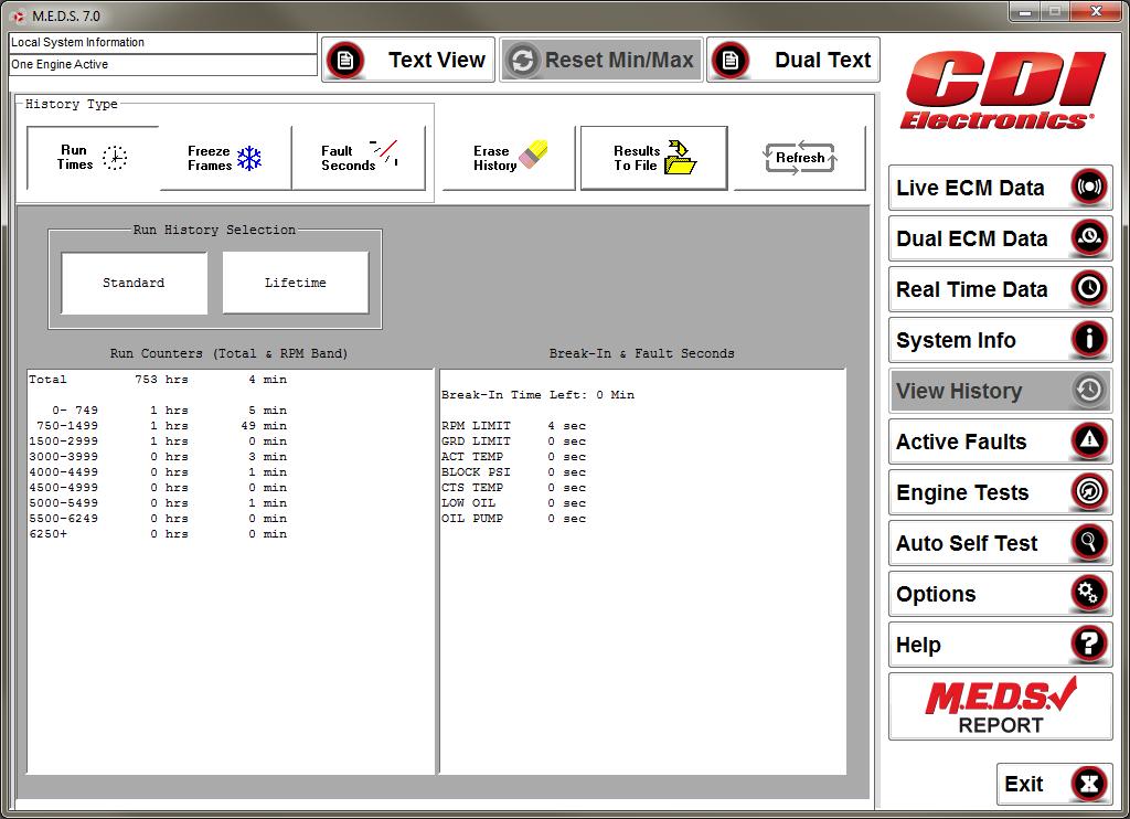 M E D S  Marine Engine Diagnostic Software | CDI Electronics