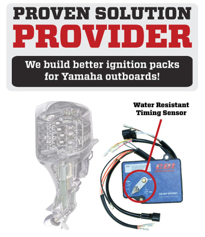 CDI Offers the Deepest Coverage of Ignition Parts for Yamaha