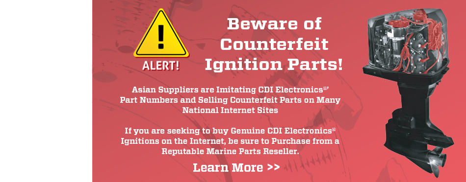 CDI Electronics | Outboard Motor Parts | Ignitions | Marine